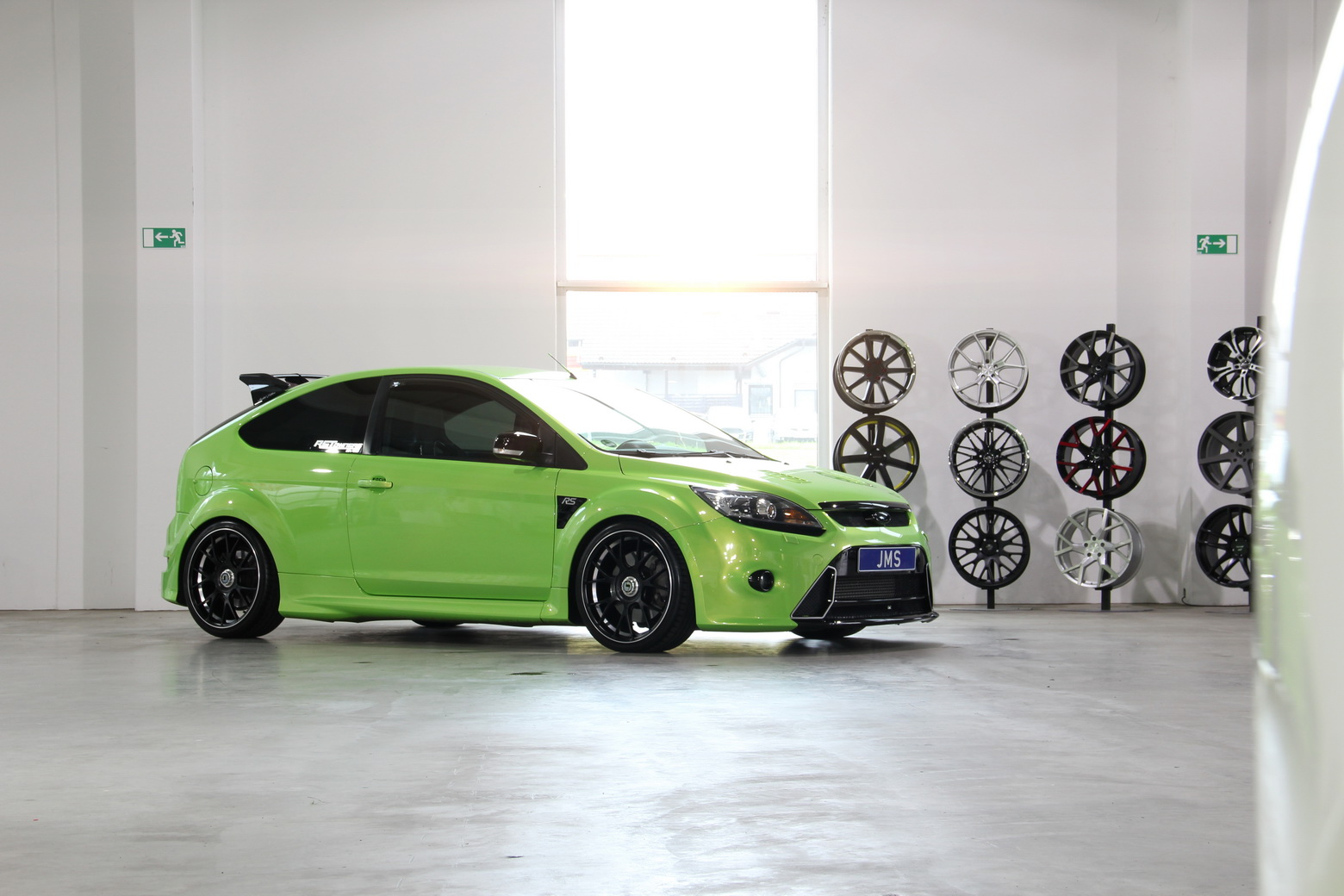 ford focus rs mk2 gets some fine tuning