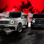 Wald Thinks The New Mercedes G Class And Amg G63 Should Look Like This Carscoops