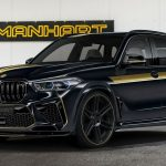 Manhart Will Sell You A Tuned Bmw X5 M For Bentayga Money Carscoops