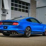 2021 Ford Mustang Mach 1 Is Back Combines 480 Hp V8 With Shelby Gt350 Goodies Carscoops