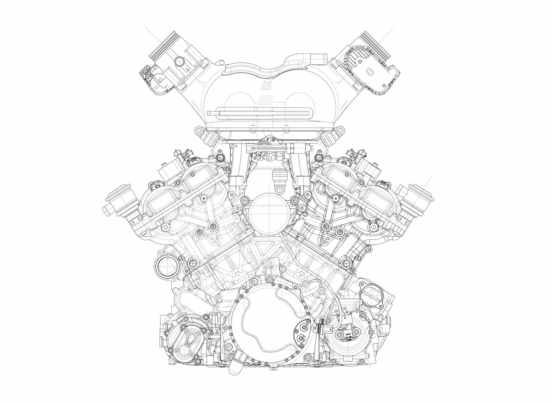 Gordon Murray S T 50 Supercar Features A 3 9 Liter