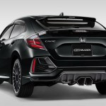 Mugen Turns Up The Heat On The 2020 Honda Civic Hatch But Only A Little Carscoops