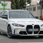 2021 Bmw M3 Do Real Life Photos Make The Big Kidneys Easier To Swallow Carscoops