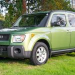 Say Again A 2006 Honda Element Was Sold For 30 000 On Bring A Trailer Carscoops