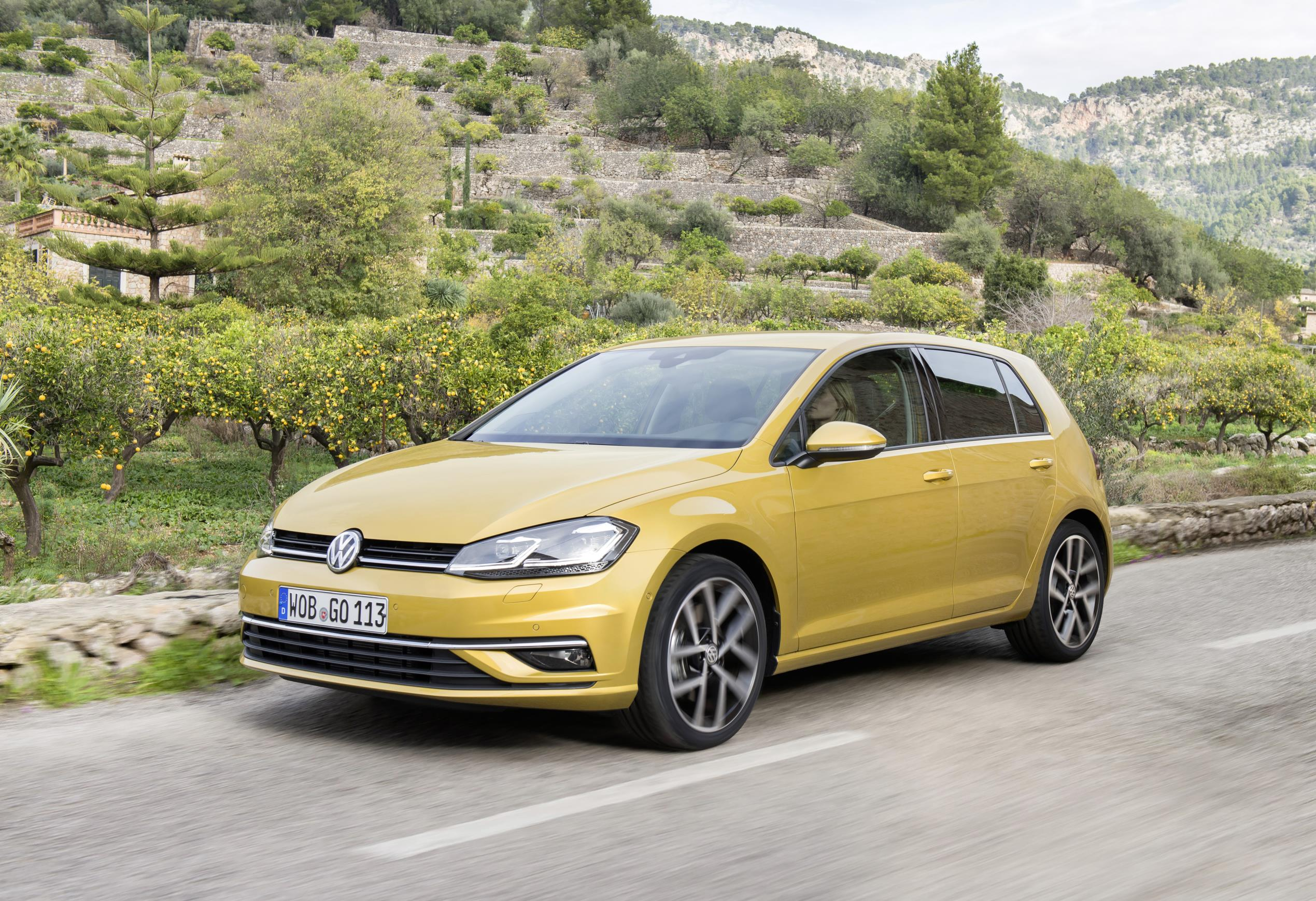 Orders Open for 2017 VW Golf