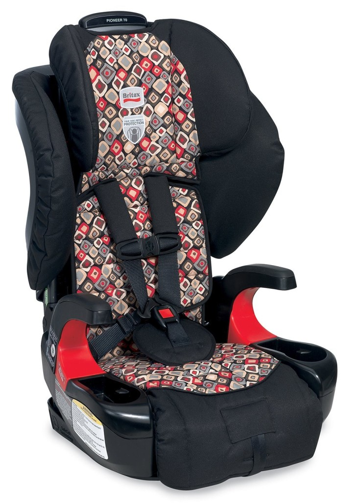 Pioneer 70 Harness 2 Booster Car Seat Baby Car Seat Review