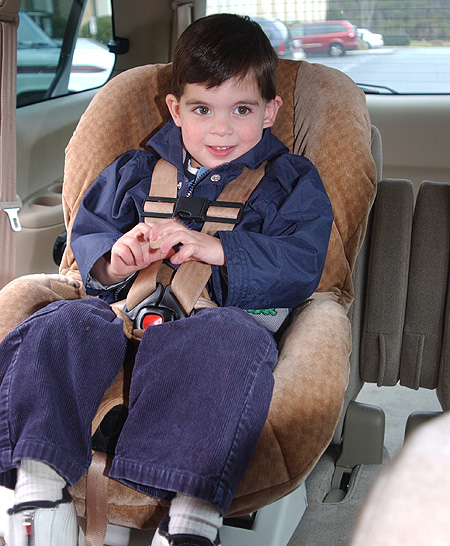 When Can Baby Go In Front Facing Car Seat