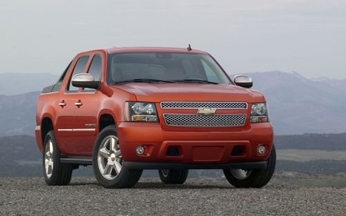 Chevrolet Avalanche 2011 Owners Service Repair Manual