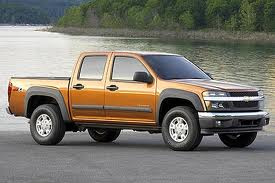 Chevrolet Colorado 2004 2006 2008 Workshop Service Repair Manual