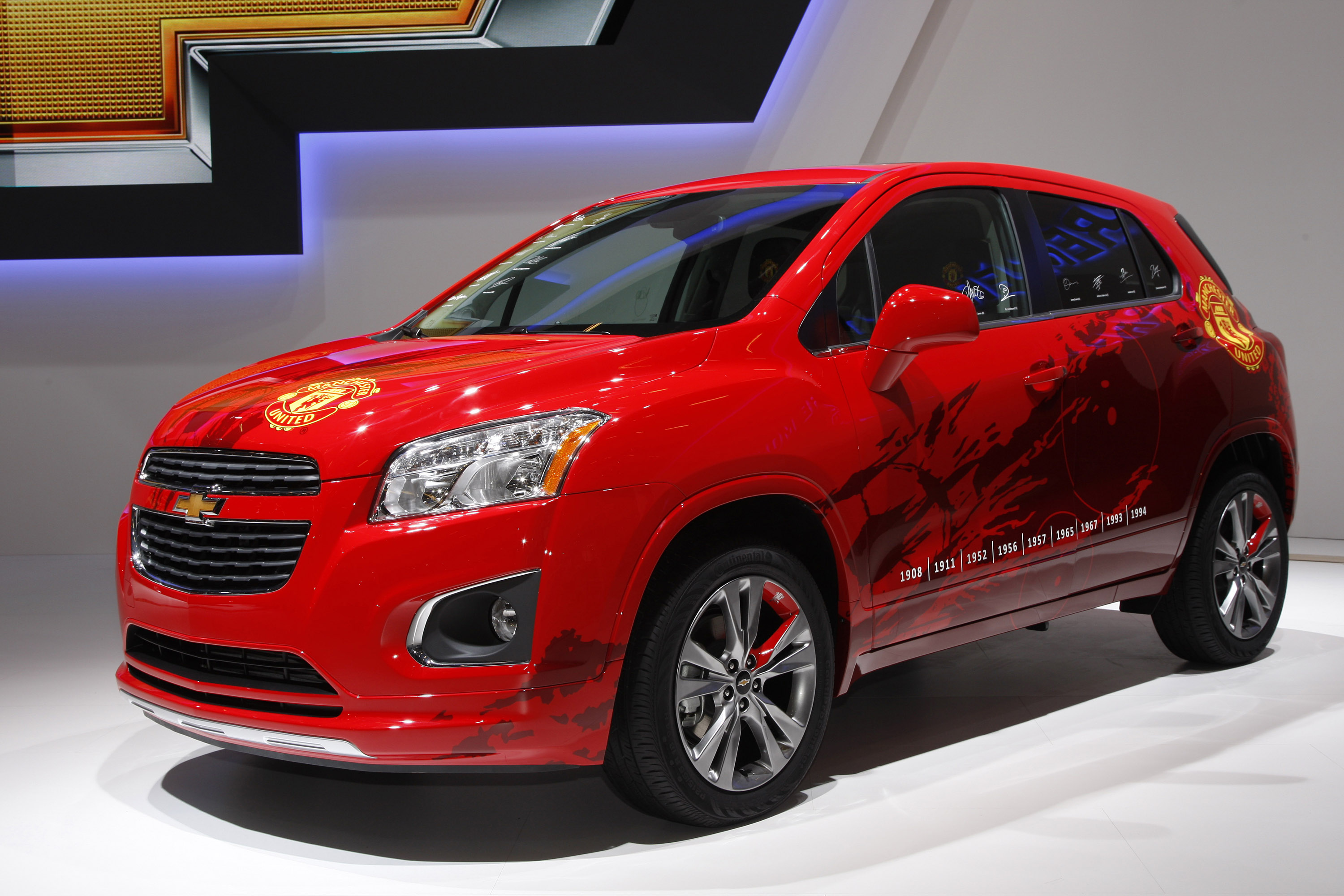 2014 Chevrolet Holden Trax Hd Pictures Carsinvasion Com
