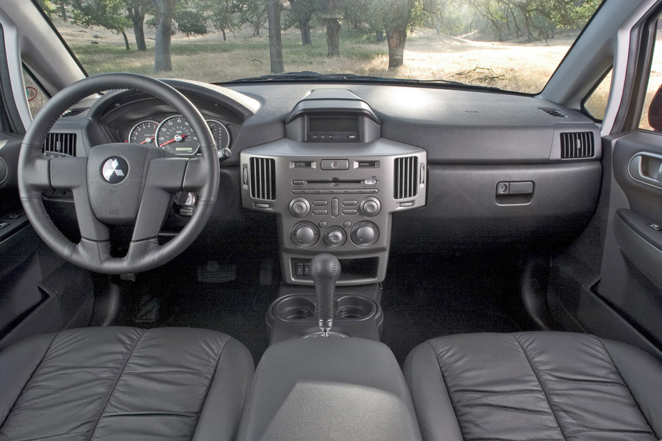 2005 Mitsubishi Endeavor HD Pictures