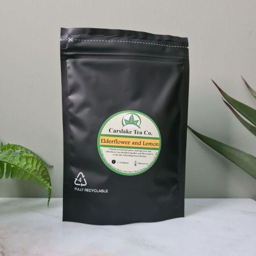 Elderflower and Lemon Tea - Carslake Tea Company