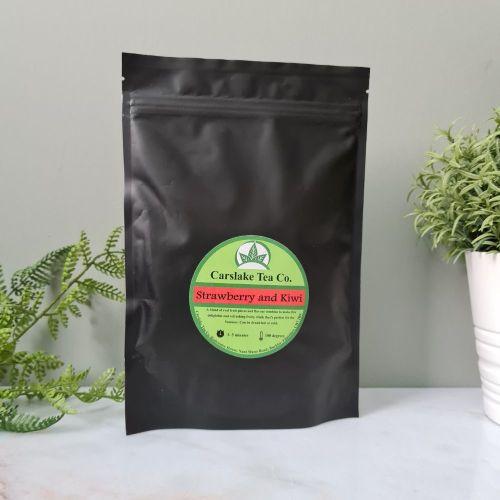 Strawberry and Kiwi Tea - Carslake Tea Company