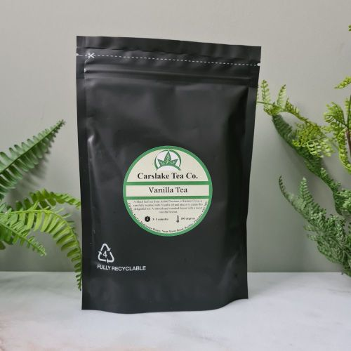 Vanilla Tea - Carslake Tea Company
