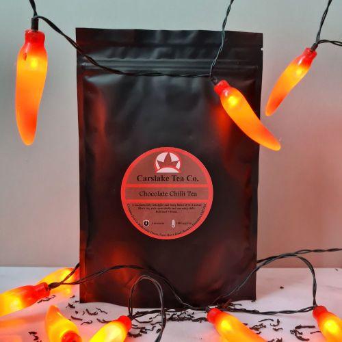 CeyChocolate Chilli Tea - Carslake Tea Company