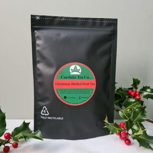 Christmas Mulled Fruit Tea - Carslake Tea Company
