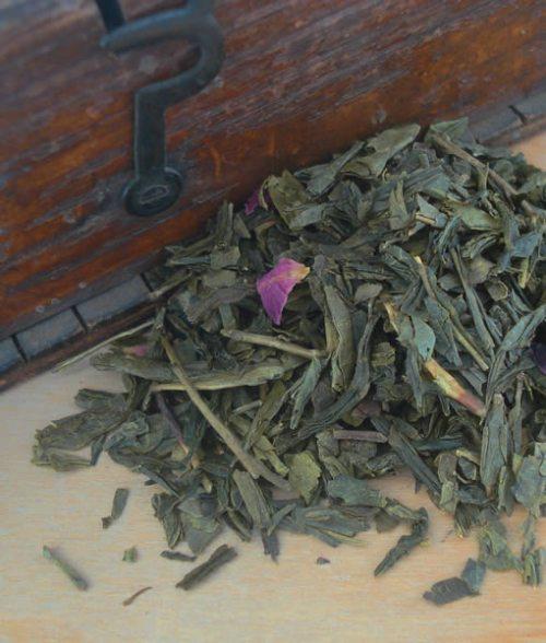 Japanese cherry tea