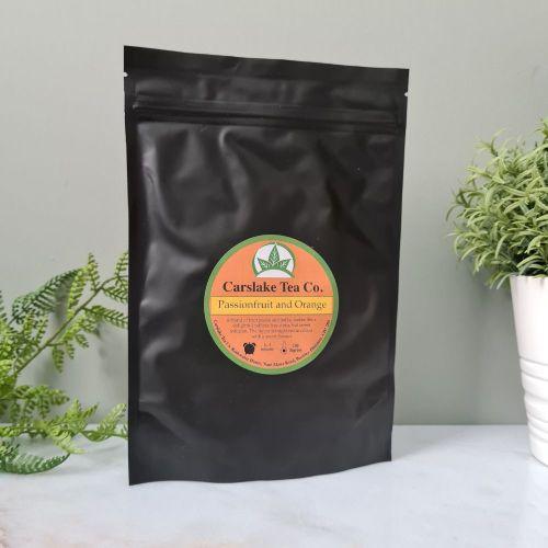 Passionfruit and orange tea - Carslake Tea Company