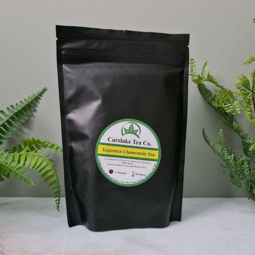 Liquorice Chamomile Tea - Carslake Tea Company