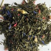 Quince & Plum Tea