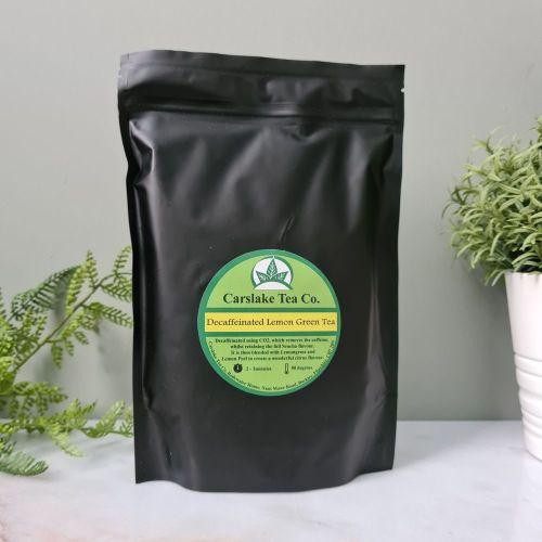Decaffeinated Lemon Green Tea - Carslake Tea Company