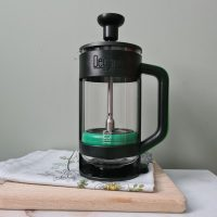 Degono Tea & Coffee Press – Using the clever clean GroundsAway system – No Ordinary Cafetiere - Carslake Tea Company