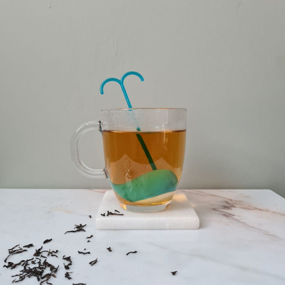 Fred Blue Whale Tea Infuser - Carslake Tea Company