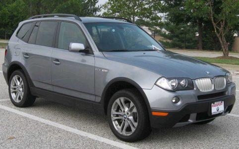 BMW X3 3.0si (E83)