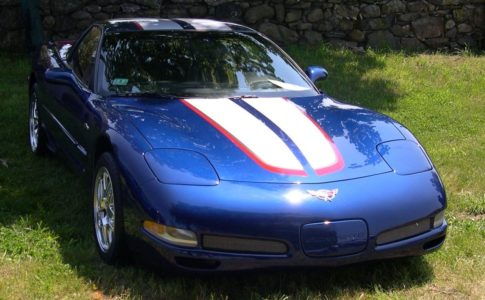 Chevrolet Corvette Z06 Commemorative Edition (C5)