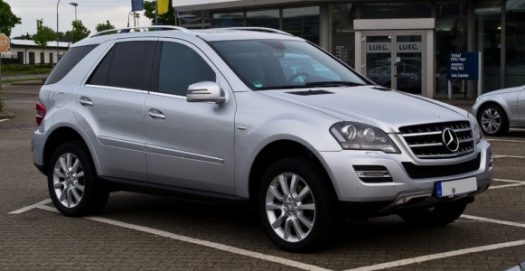 Mercedes-Benz ML350 (W164)