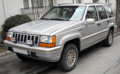 Jeep Grand Cherokee (ZJ)