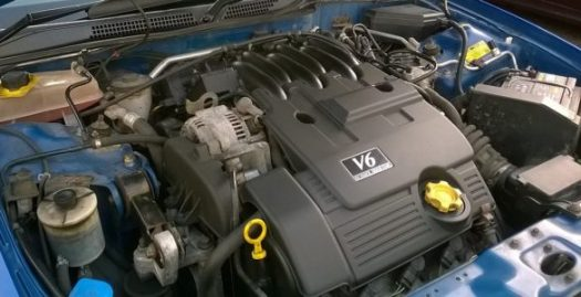 Rover KV6