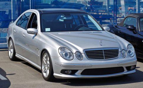 Mercedes-Benz E55 AMG (W211)