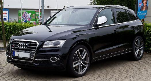 Audi SQ5 (8R)
