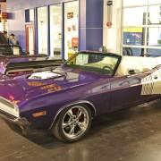1970 Dodge Challenger Custom Convertible