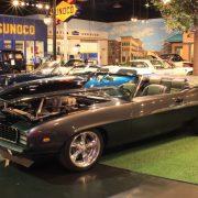 1969 Chevrolet Camaro Custom Convertible