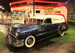 1951 Pontiac Chieftain Streamliner Sedan Delivery