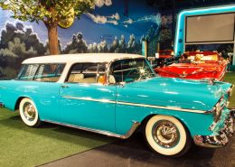 1955 Chevrolet Nomad Station Wagon
