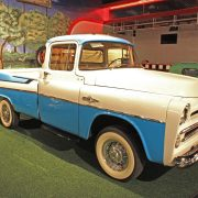 1957 Dodge D-100 Sweptside Pickup