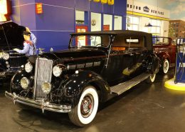 1937 Packard 120 Phaeton