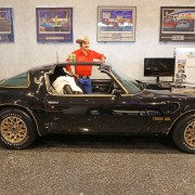 "1977 Pontiac Firebird Trans Am ""Smokey and the Bandit"" Promo Car"