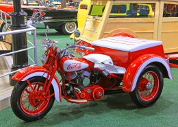 1949 Harley Davidson Trike
