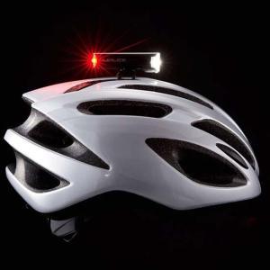 far si stop pt casca ciclist, reincarcabil USB, lumina alba si rosie, 2 in 1