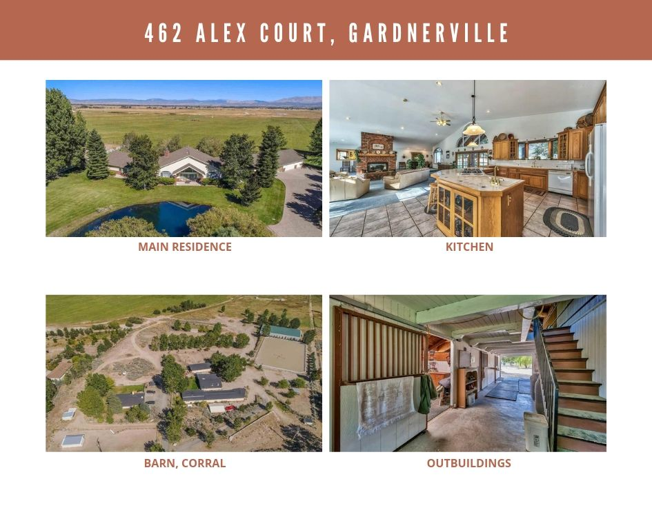 462 ALEX COURT, GARDNERVILLE