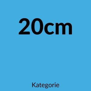 "8"" 20cm"