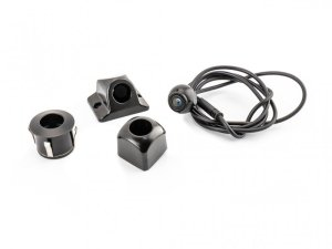 Caliber CAM030 - KFZ Kamera mit 3 Gehäusen zur Montage