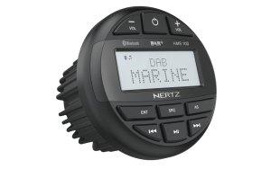 Hertz HMR10D DIGITAL MEDIA Marine DAB+FM-Radio