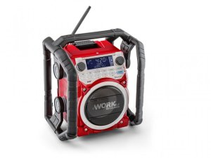 Caliber Work XL1 Baustellenradio DAB+/FM Radio,BT,USB,IP64