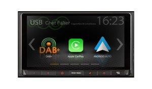 Zenec Z-N528 – 2-DIN Infotainer mit Apple CarPlay und Google Android Auto