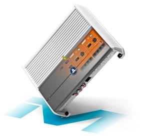 JL-Audio M400/4-24V - 4Kanal Verstärker